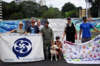 S4C / Women for Whales Rally - Panama