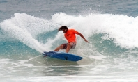 Rasta Wins 2013 Single Fin Classic